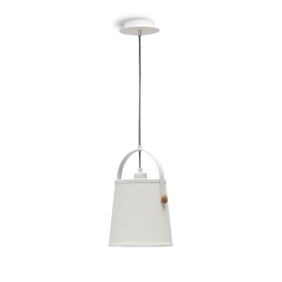 Lampa wisząca Mantra Nordica E27 1L 4926